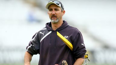 Jason Gillespie: Yorkshire coach overlooked for England job