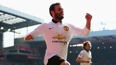Juan Mata: Insists United must be