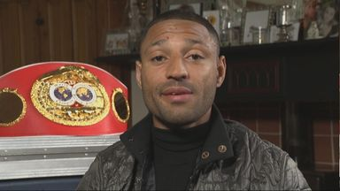 Kell Brook: Remains keen to face Amir Khan at Wembley