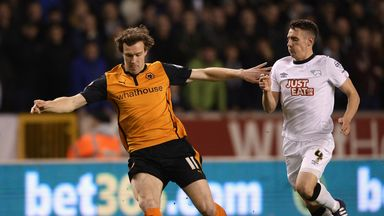 Kevin McDonald (l): Reportedly a target for Fulham