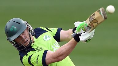 Ireland batsman Kevin O