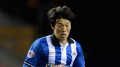 Kim Bo-Kyung: On target for the Latics