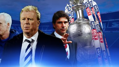 Sky Bet Championship run-in: Who will go up?