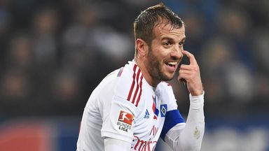 Rafael van der Vaart: Expected to leave Hamburg in the summer