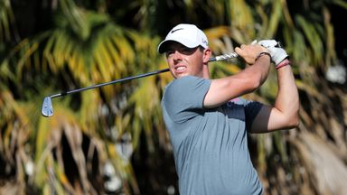 Rory McIlroy: Frustration boiled over at the eighth
