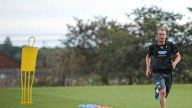Siem de Jong: Just three Newcastle appearances in first season