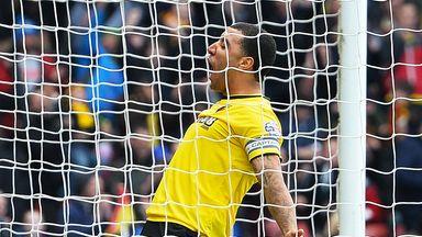 Troy Deeney: Watford host Middlesbrough on Easter Monday, live on Sky Sports