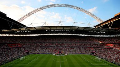 Tottenham have struck a deal to play home matches at Wembley Stadium from next season