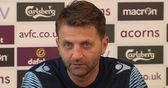 Sherwood puts pressure on players