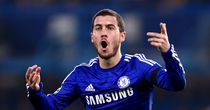 Eden Hazard: Been impressing at Stamford Bridge since his arrival three years ago