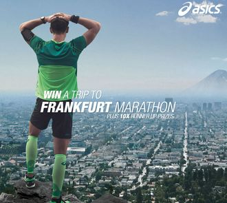 Win with ASICS
