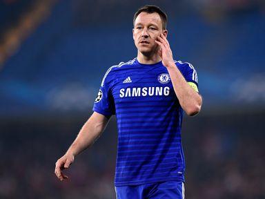 John Terry: Praised by former England boss Fabio Capello