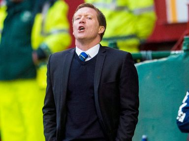 Gary Locke: Hoping to get things sorted out at Killie