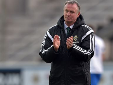 O'Neill: Things all set up now for June's clash with Romania
