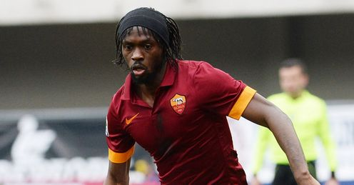 Gervinho: Demanded a helicopter and a private beach to join Al-Jazira
