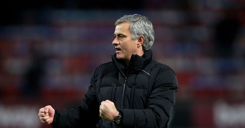 Jose Mourinho hails Chelsea display