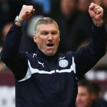 Nigel Pearson: Will be celebrating, according to Merson
