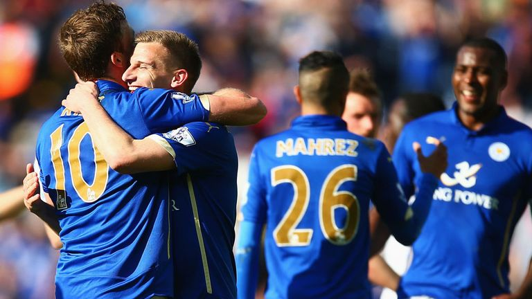 Leicester have boosted their survival hopes with four wins in a row