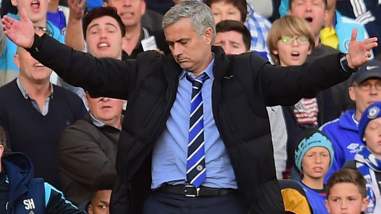 Jose Mourinho: Hungry to deliver Chelsea's first league title in five years