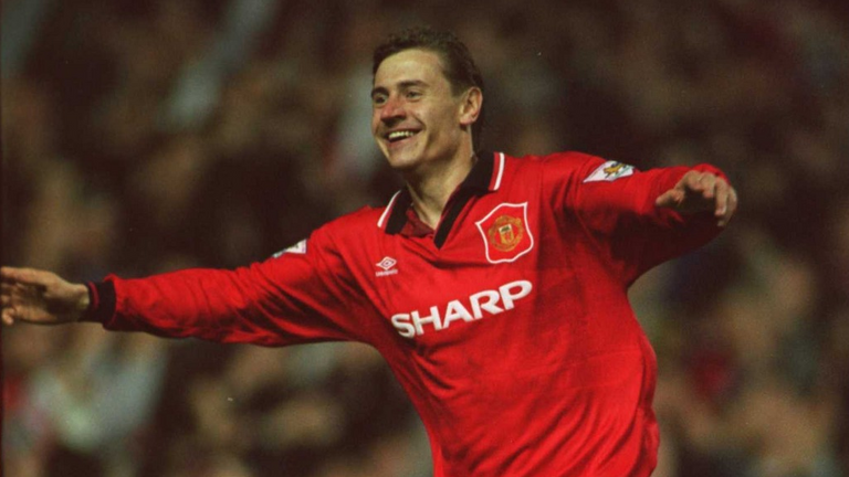 Andrei Kanchelskis scored a hat-trick against City in a 5-0 win in 1994