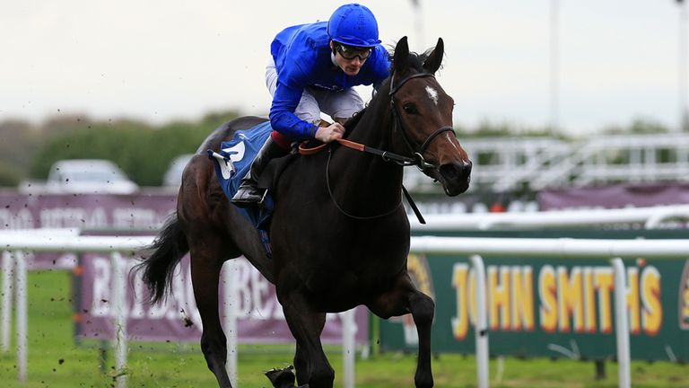 Beautiful Romance booked her place for Dubai World Cup Night