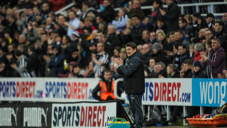 Newcastle fans are threatening a boycott of the club's remaining games