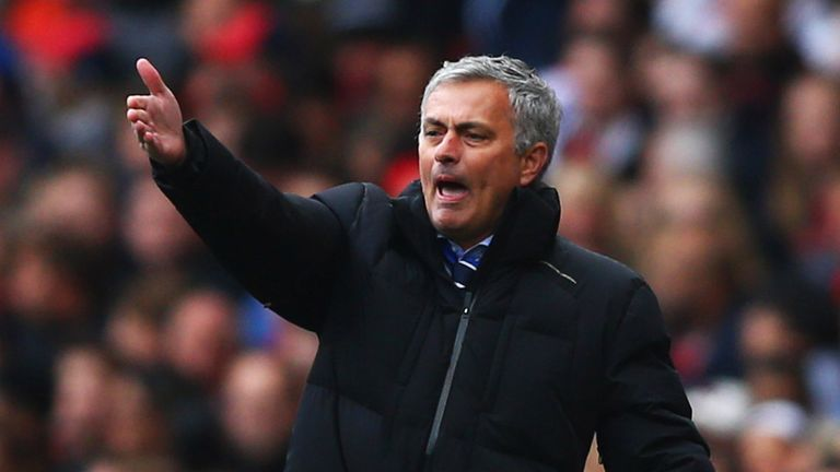 Jose Mourinho: 'No complacency' against Leicester
