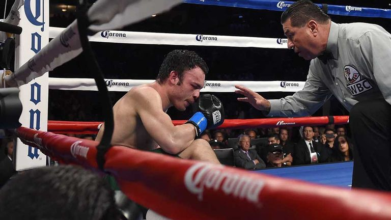 Julio Cesar Chavez Jr: Targeting quick return to the top