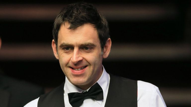 Ronnie O'Sullivan will be hot favourite to win a sixth world title