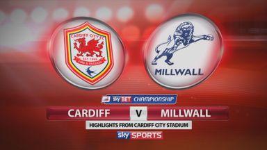 Cardiff 0-0 Millwall