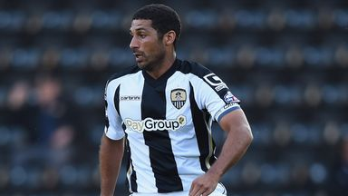 Hayden Mullins: On the Notts County release list