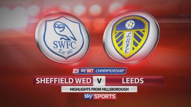 Sheffield Wed 1-2 Leeds