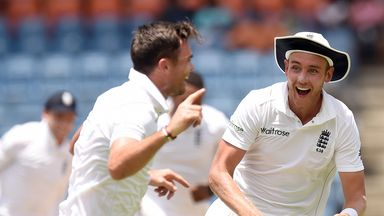 Jimmy Anderson and Stuart Broad should be chomping at the bit to perform on the Edgbaston stage