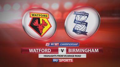 Watford 1-0 Birmingham