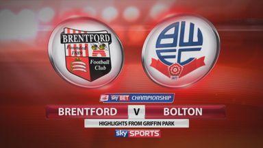 Brentford 2-2 Bolton