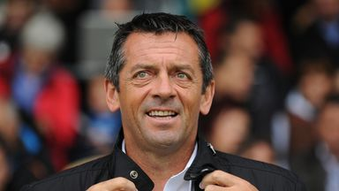 Phil Brown: Missed Timlin's goal