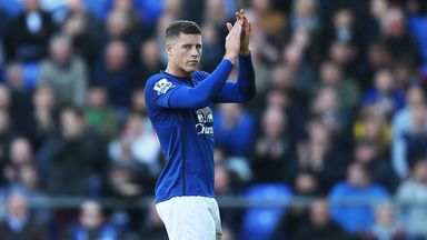 Ross Barkley: Everton midfielder set for a summer off