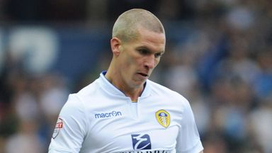 Steve Morison: Scored the winner for Leeds