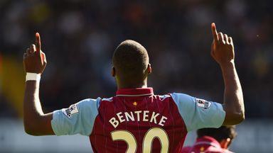 Christian Benteke - Anfield bound?