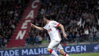 Bernardo Silva celebrates brace against Caen
