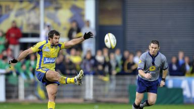 Clermont's Australian fly-half Brock James will miss the beginning of the new season