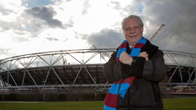 David Gold: Confident of luring a big name as new manager