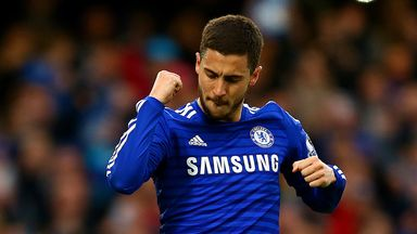 Eden Hazard: Worth £200m, says Jose Mourinho