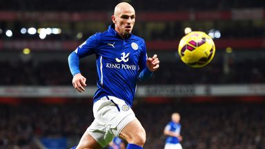 Esteban Cambiasso has made a big impact at Leicester