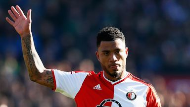 Colin Kazim-Richards: On target for Feyenoord