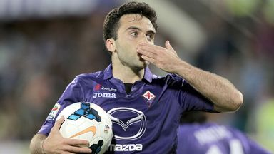 Giuseppe Rossi: The Fiorentina striker hopes to return fitter and stronger