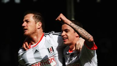 Ross McCormack: Celebrates with Sean Kavanagh