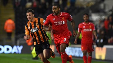 Glen Johnson: Liverpool defender expecting to leave this summer