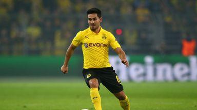 Ilkay Gundogan: Borussia Dortmund midfielder opts out of new deal