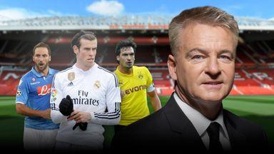 Charlie Nicholas: Identifies Manchester United